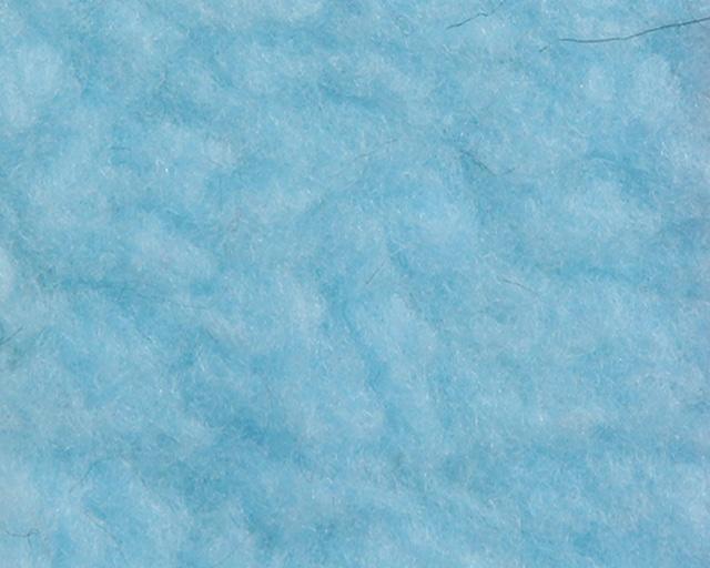 Budget imitatiebont Babyblauwe voering stof – K7