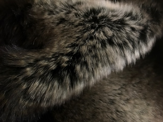 Imitatiebont 3011 – Imitatiebont chinchilla bruin/zilver