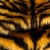 Budget imitatiebont Imitatiebont beige/bruine tijger 104/1 1/1