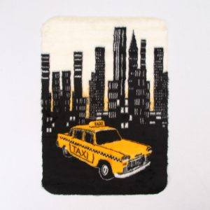 Accessoires outlet New york taxi – 203R/3 white taxi by day