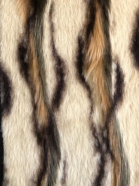 Imitatiebont Antilopevacht beige – 7585