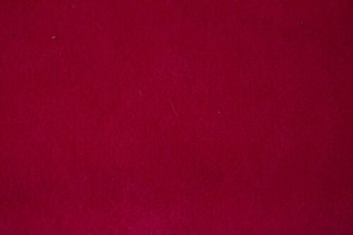 Fleece stof Lambskin fleece Bt. Red 44