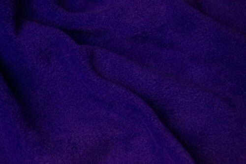 Fleece stof Lamsvacht fleece Purple 12