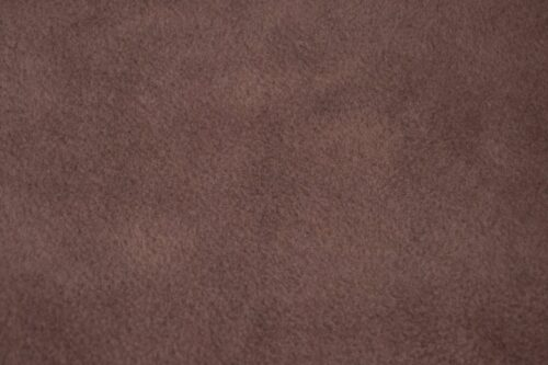Fleece stof Lambskin fleece tobacco
