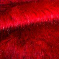 Imitatiebont Imitatiebont langharig rood – 7552 Scarlet