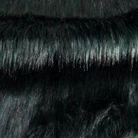 Imitatiebont Imitatiebont langharig groen/zwart – 7552