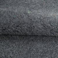 Budget imitatiebont Grijs prijsgunstige teddybont stof per meter – YF 232 Granite
