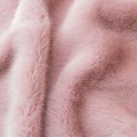 Imitatiebont Kortharige rose imitatiebont stof per meter – 6026 Lilac