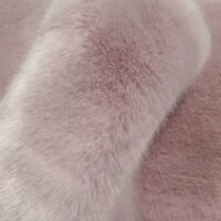 Imitatiebont Knijn/nerts imitatiebont stof per meter, lila – 6003 Lilac